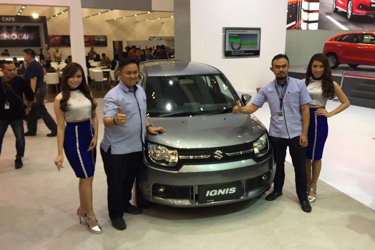 Suzuki Ignis GL AGS
