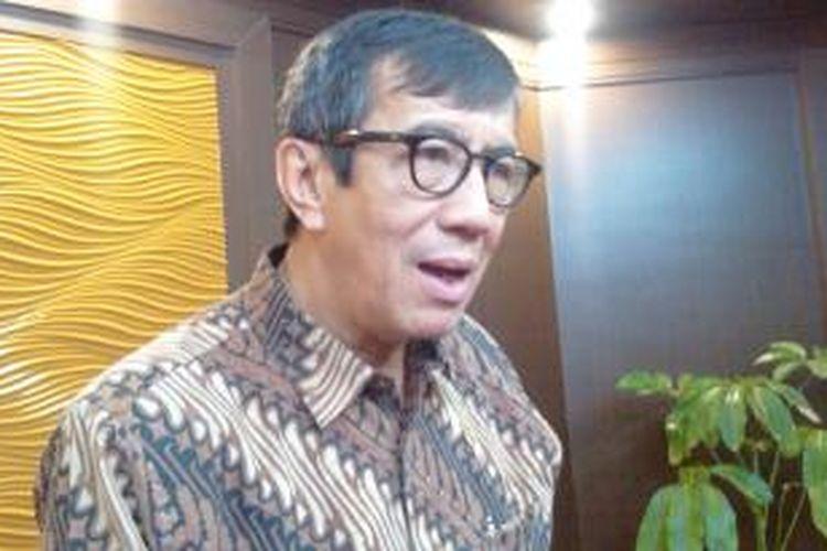 Menteri Hukum dan HAM Yasonna Hamonangan Laoly