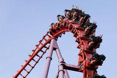 New Normal, Naik Roller Coaster di Jepang Kini Dilarang Teriak