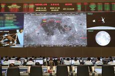 Misi Sukses, China Bawa Sampel Material Bulan ke Bumi