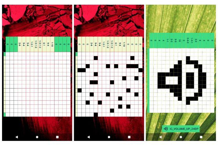 Ilustrasi easter egg Android Q kedua