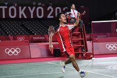 Semifinal Badminton Olimpiade Tokyo, Keunggulan Chen Long yang Wajib Diwaspadai Ginting