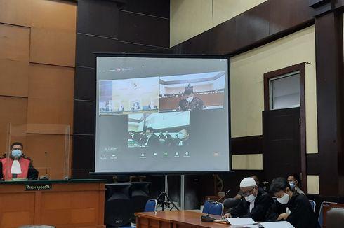 Majelis Hakim Tolak Eksepsi Menantu Rizieq Shihab dalam Kasus RS Ummi Bogor