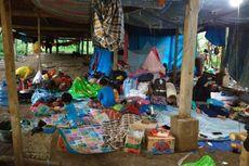Pengungsi Tinggal di Kandang Ayam, Kepala Desa: Hewan Ternak di Atas, Warga di Kolong