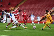 Hasil Liverpool Vs Atalanta - Dibungkam Tim Tamu, The Reds Takluk 0-2