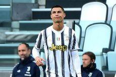 Juventus Vs Inter - Untuk Kali Pertamanya, Cristiano Ronaldo Senang Ditarik Keluar
