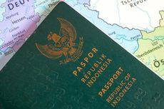 Seperti Ini Bentuk Paspor yang Dinyatakan Sudah Rusak dan Harus Diganti