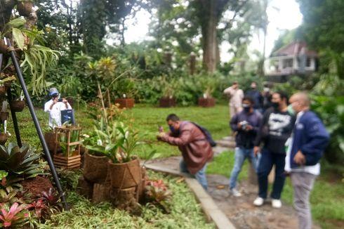 Kebun Raya Bogor Tambah 4 Taman Tematik Baru