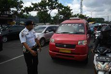 Razia di Jalan Margonda Raya, Dishub Tilang 24 Angkot