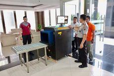 Pasca-bom Bunuh Diri di Medan, Penjagaan di Mapolda Sumbar Berlapis, 2 X-Ray Dipasang