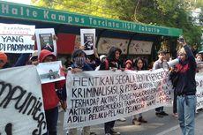 Jokowi Langsung Dituntut Tuntaskan Kasus Pelanggaran HAM di Masa Lalu