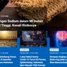 [POPULER SAINS] Kandungan Sodium di Mi Instan | Indonesia Masuki Puncak Covid-19