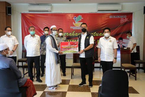 Usai Mensos Terciduk KPK, 2 Yayasan di Tanah Bumbu Kembalikan Dana Bansos