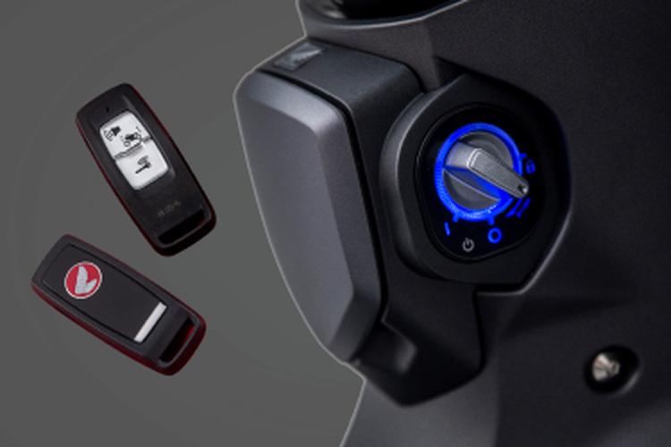 Honda Smart Key System