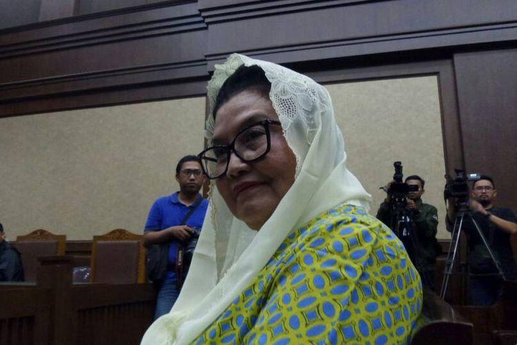 Profil Siti Fadilah Supari, mantan Menteri Kesehatan di era SBY