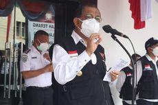 Wali Kota Ambon Kembali Masuk Kerja Setelah 3 Pekan Beristirahat karena Terpapar Covid-19