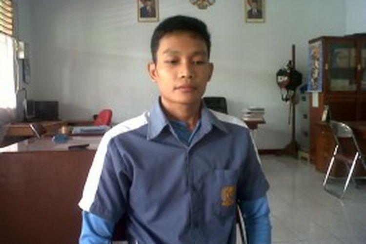 Terpidana pembunuhan Andarias, Juni Sambo, rekan Ruben Pata Sambo yang kini ditahan di Lembaga Pemasyarakatan (Lapas) Klas 1, Makassar.