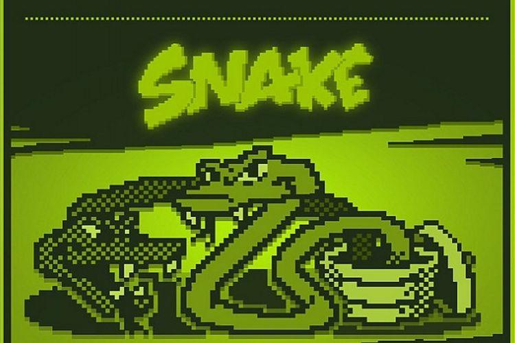 Game Legendaris dari Nokia, Snake