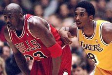 Daftar 75 Pebasket Terbaik Sepanjang Masa NBA, Ada Michael Jordan dan Kobe Bryant