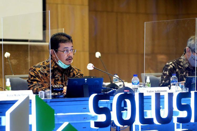 Presiden Komisaris SBI Fadjar Judisiawan.