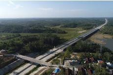 Akhirnya, Tol Pertama di Bumi Kalimantan Siap Beroperasi Penuh