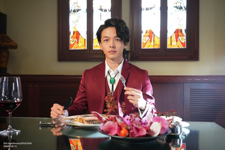 Gourmet Detective Goro Akechi