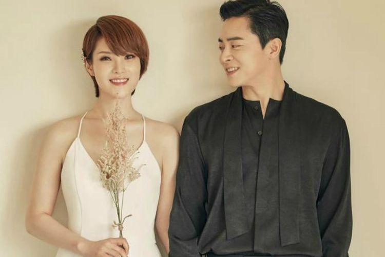 Jo Jung Suk dan Gummy aktor korea istri