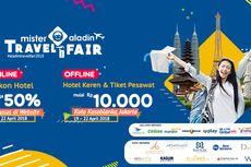 Persiapan Ramadan dan Lebaran, Tiket Pesawat dan Hotel Dijual Mulai Rp10 Ribu