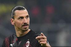 Ibrahimovic, Pemain Tertua Ke-5 yang Cetak Gol untuk AC Milan di Liga Italia