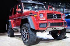 """Mercedes-Benz G-Class """"Terbengis"""" Melantai di LA Auto Show"""