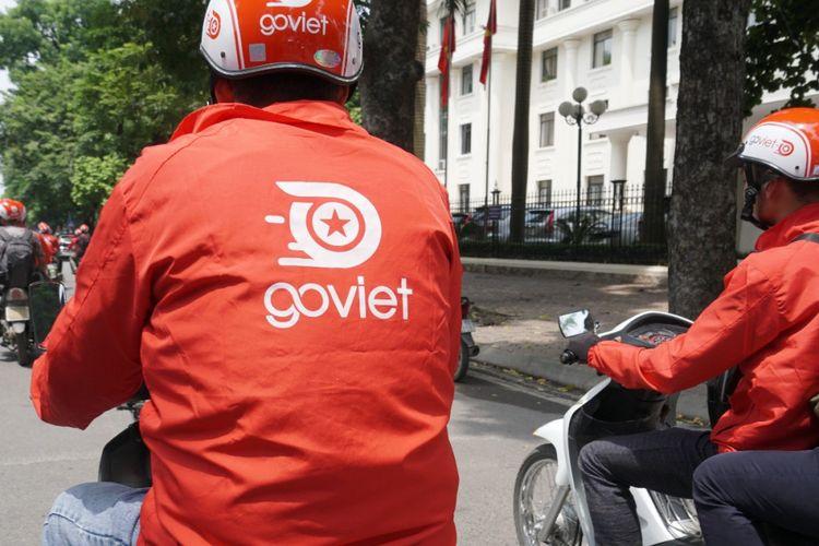 GoViet, layanan Go-Jek di Vietnam.