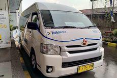 Naik Damri Jakarta-Bandung Hanya Rp 100, Catat Syaratnya