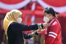 Khofifah Siapkan Bonus bagi Peraih Medali PON XX Papua, Besaran Masih Dihitung dengan DPRD