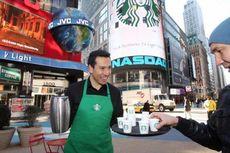 Dilarang Merokok hingga 8 Meter dari Starbucks