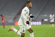 Bayern Vs PSG - Mbappe Ukir 3 Catatan Istimewa, Lewati Thierry Henry