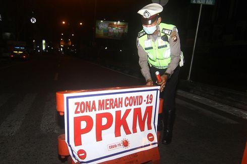Zona Merah Covid-19 di Jakarta Turun Jadi 150 RT, Ini Sebarannya