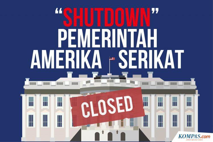 Shutdown Pemerintah Amerika Serikat