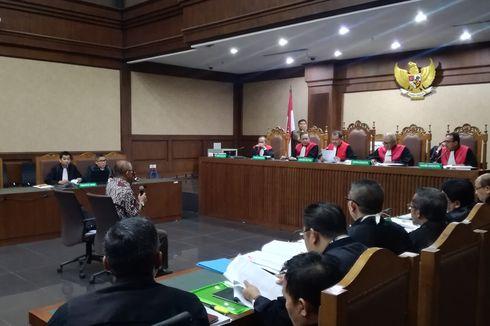 Jaksa KPK Hadirkan Dosen Universitas Trisakti sebagai Ahli di Sidang Sofyan Basir