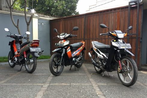 Tak Perlu Khawatir Soal Suku Cadang Mesin Yamaha F1ZR