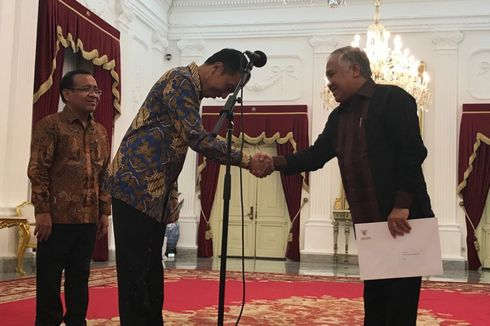 Alasan Jokowi Angkat Din Syamsuddin Jadi Utusan Khusus