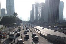 Uji Coba Ganjil Genap Dinilai Berhasil Kurangi Kepadatan Lalu Lintas di Jalan Protokol
