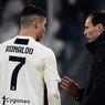 Ronaldo Siap Tampil Lagi Bela Man United, Allegri Kirim Pesan