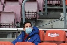 Barcelona Tolak Tawaran Rp 4,2 Triliun dari Klub asal Italia untuk Gaet Messi