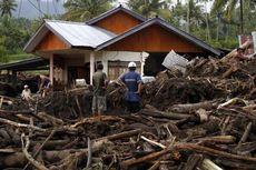 Bupati: Banjir Bandang di Mitra Akibat Perambahan Hutan