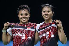 Hasil Final Thailand Open - Indonesia 1 Gelar, Greysia Polii Setara Susy Susanti