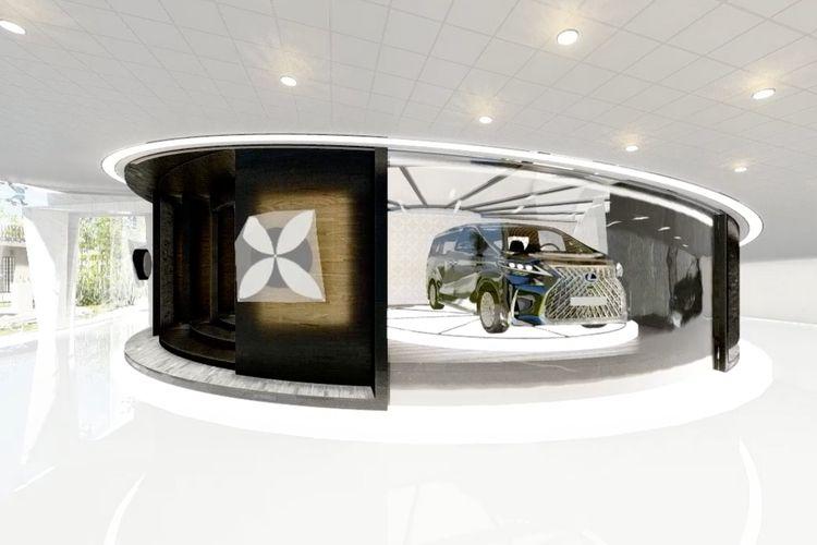 Lexus Experience turut memperkuat upaya transformasi Lexus dalam mewujudkan visi Lexus Electrified.