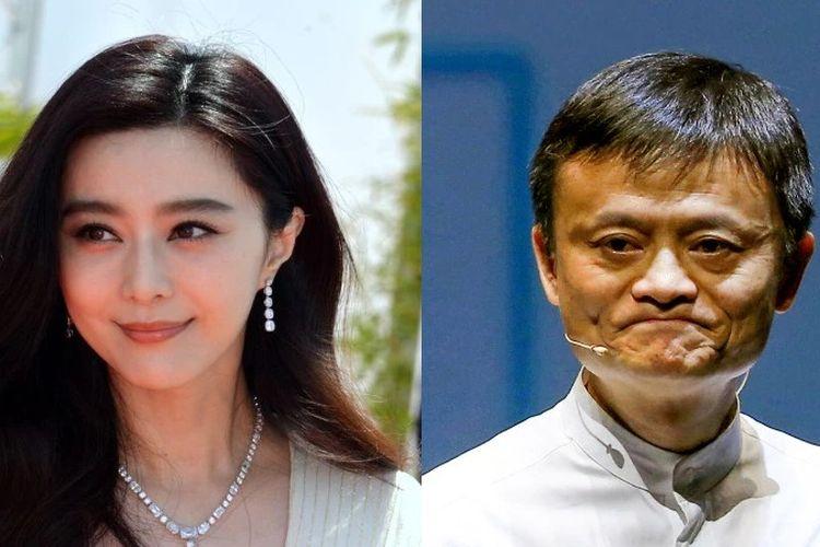 Fan BingBing dan Jack Ma menghilang selama beberapa bulan setelah menghadapi masalah dengan Partai Komunis China. [Via ABC Indonesia]