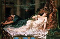 Kisah Misteri: Benarkah Cleopatra Bunuh Diri dengan Ular?