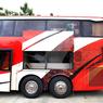 Ketahui Posisi Unik Bagasi pada Bus Double Decker
