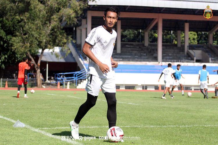 Pemain Bhayangkara Solo FC musim 2021, Hansamu Yama.